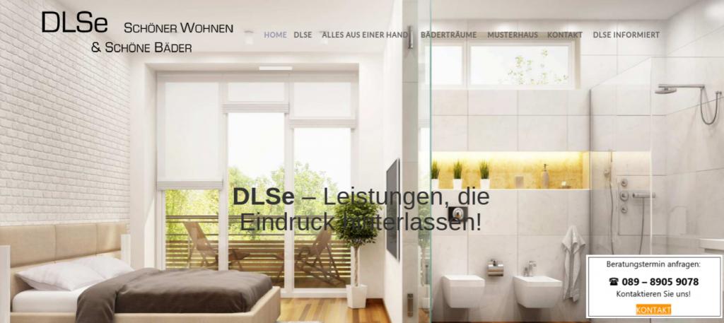 Projektübersicht – richlip.de